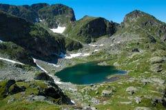 Lac Elenino Photo libre de droits