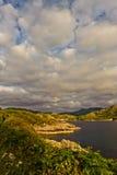 Lac en Ecosse photo libre de droits