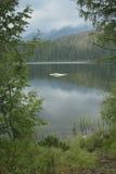Lac en montagnes de Tarta Photographie stock libre de droits