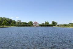 Lac en Russie Photo stock