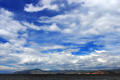 Lac Erhai Photographie stock
