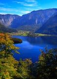 Lac et montagne Photos libres de droits