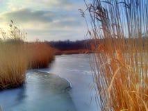 Lac Fronzer image libre de droits