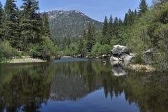 Lac Fulmor Image stock