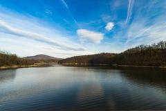 Lac Garasko Images libres de droits