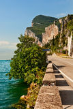 Lac Garda. Photographie stock