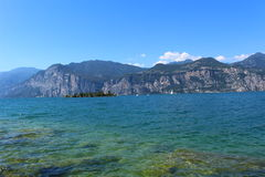 Lac garda Images stock