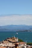 Lac garda de Desenzano image stock