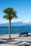 Lac garda, Italie Image libre de droits