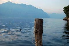 Lac Garda, Italie Photos stock