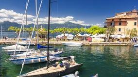 Lac Garda, Italie Images stock