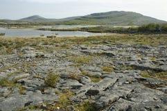 Lac Gealain et Mullaghmore Images libres de droits