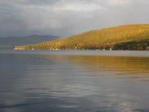 Lac George, NY Image libre de droits