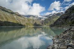Lac glaciaire 4 Photographie stock