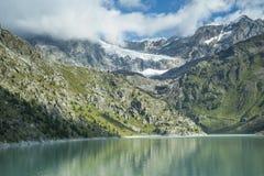 Lac glaciaire 2 Photos libres de droits