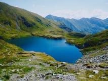 Lac glaciaire Image libre de droits