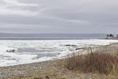 Lac glacial photos libres de droits