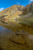 Lac Glaciar Photos libres de droits