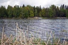 Lac Goksjo Photographie stock libre de droits