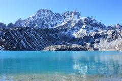 Lac Gokyo Photos stock
