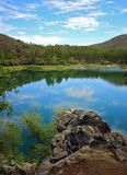 Lac Goldwater, Prescott, AZ Photos stock