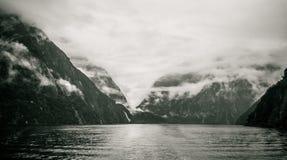 Lac Gunn Image libre de droits