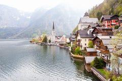 Lac Hallstatt Photographie stock libre de droits