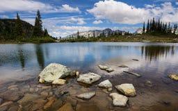 Lac harmony Photo stock