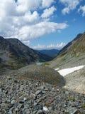 lac Haut-montagneux Kuiguk image stock