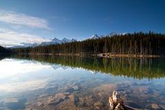 Lac herbert images stock