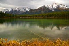 Lac herbert Photos libres de droits