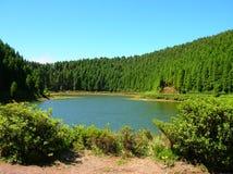 Lac I Photographie stock libre de droits