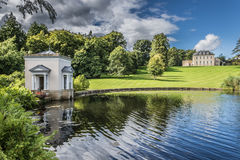 Lac I, Irlande park d'Oakfield Images stock
