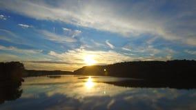 Lac indien Image libre de droits