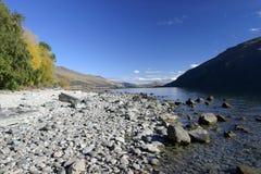 Lac inférieur Image stock