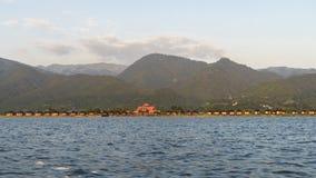 Lac Inle Images libres de droits
