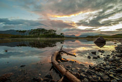Lac Irlande Images stock