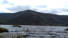 Lac Irlande wicklow Images libres de droits