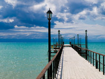 Lac Issyk-Kul Photographie stock