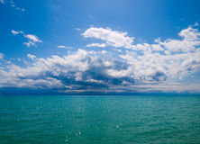 Lac Issyk-Kul images stock