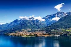 Lac Italie Como photo libre de droits