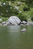 Lac Jablan Photo libre de droits