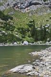 Lac Jablan Photos libres de droits