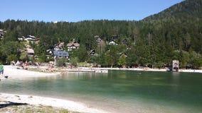 Lac Jasna photo stock