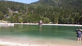 Lac Jasna photos libres de droits