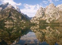 Lac jenny Photos stock