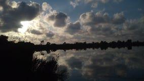 Lac Kaifas Photographie stock libre de droits