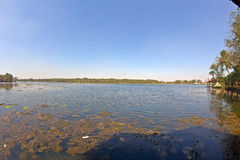 Lac Kanja Image libre de droits