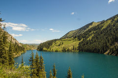Lac Kolsay Photos libres de droits