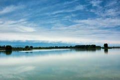 Lac Kosmos, région d'Almaty, Kazakhstan photographie stock
